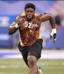 Chance Warmack - Combine cropped